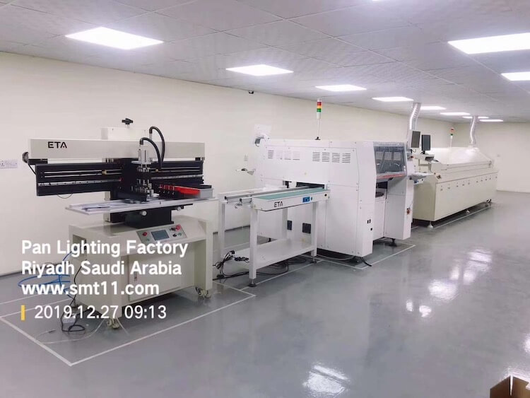 Best Price Semi-auto LED Lamp Production Line