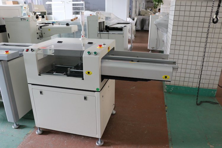 High Quality Automatic PCB SMT Telescopic Conveyor for Dual-lane SMD Line